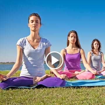 Yoga: Ganzheitliches Antistressmittel