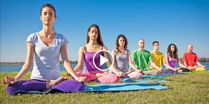 Yoga ganzheitliches Antistressmittel mit toller Wirkung