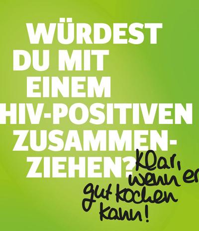 Gut Leben trotz HIV