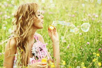 Nachhaltig: Bachblüten helfen die Seele natürlich zu harmonisieren