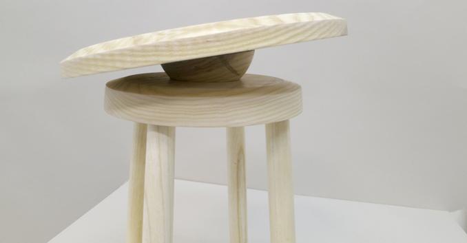 Stuhl Rücken balance was tun gegen rückenschmerzen traing im sitzen mit balance