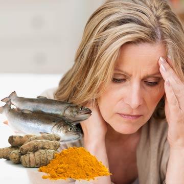 Curry und Fisch wirksam gegen Migräne