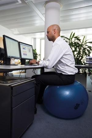 gesunder Arbeitsplatz