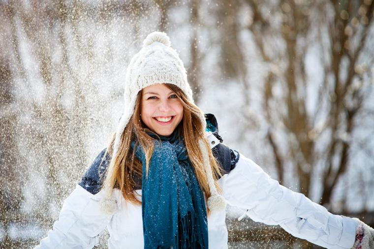 Im Winter ist es besonders wichtig, die eigenen Abwehrkräfte zu stärken.