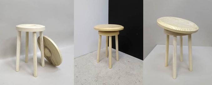 Balance Stuhl gut für den Rücken