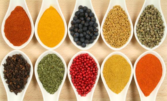 Ganz schön gesund: Gewürze sind das neue Salz