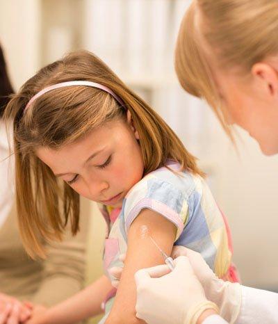 Das Problem mit der Impfspritze