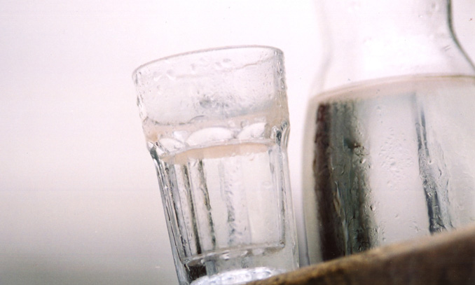 Wasser hat zu viele Nitrate
