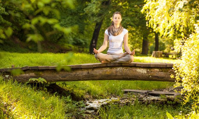 Yoga Entspannung Harmonie Philosohpie Trendsportart und Beruhigung