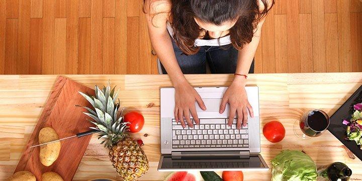 Veganer Onlineshop mit neuem Look