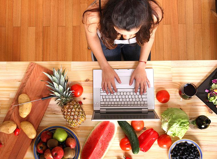 Online vegan einkaufen liegt voll im Trend