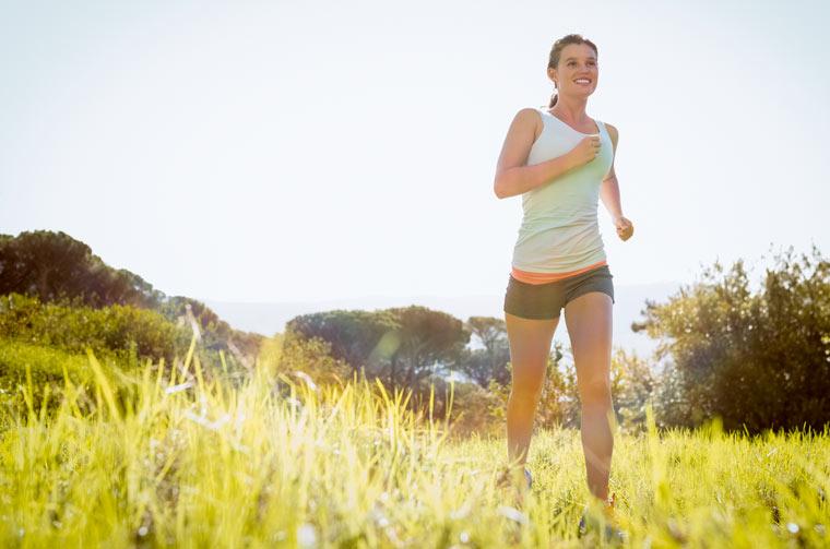 Migräne vorbeugen durch regelmäßige Bewegung
