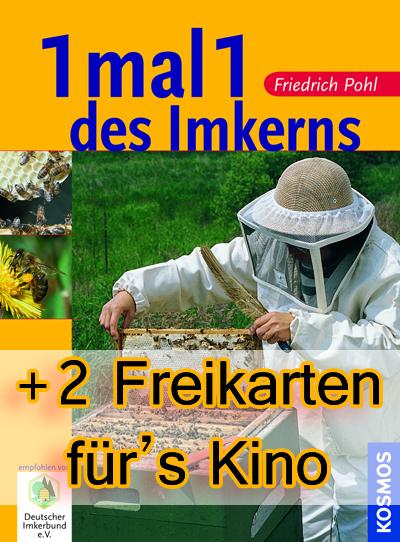 More than honey - 2 Bücher und 2 Kino-Tickets gewinnen