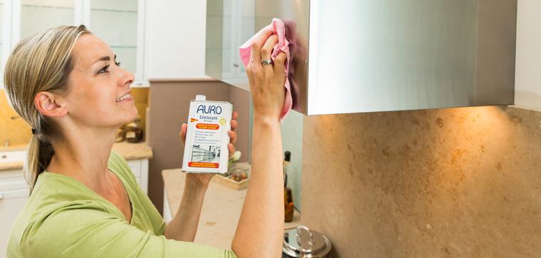 Die aus Naturstoffen hergestellten Reinigungsmittel zeichnen sich durch ihre Effizienz und Nachhaltigkeit aus.