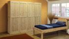 Metallfreie Kleiderschränke, Schlafen ohne Elektrosmog