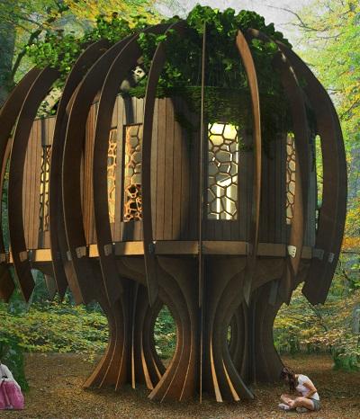 Leben im magischen Baumhaus