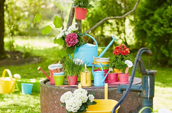 Gartenpflege leicht gemacht