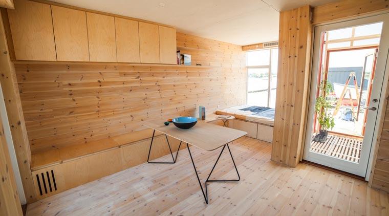 Containerhaus nachhaltig wohnen ohne auf komfort for Badezimmer container mieten