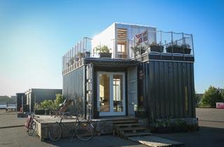 Nachhaltiges Wohnen im Containerhaus