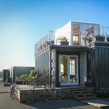 Ein Containerhaus als nachhaltiges Zuhause?