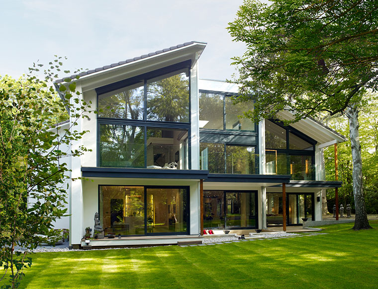 Eco Haus mit Strahlenschutz