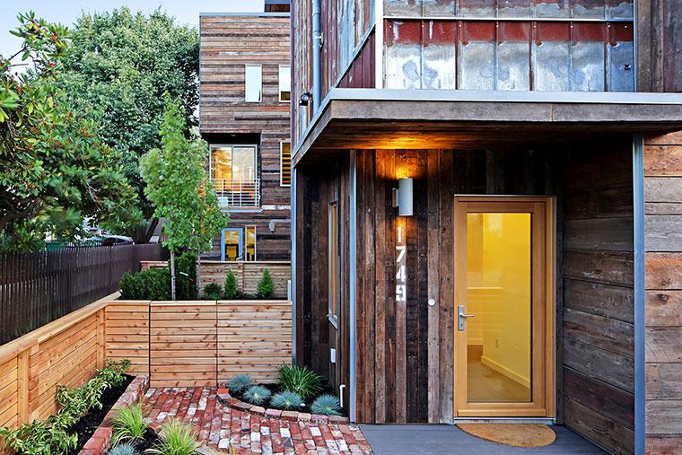 Eco Haus mit Stil