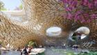 Nachhaltiges Einkaufszentrum in China