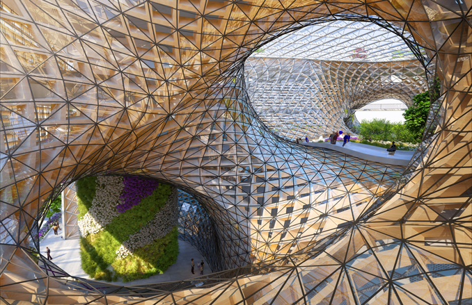 Eco Architektur China