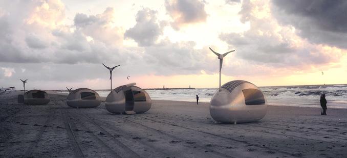 Smarthome die Ecocapsule