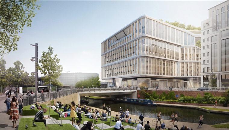 Unternehmen plant nachhaltiges Hauptquartier in London