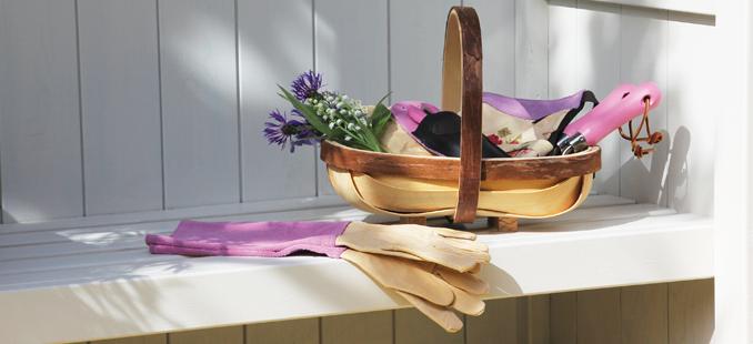 Gartenpflege wieder zeit f r balkon und garten mit diesen for Butlers gmbh co kg