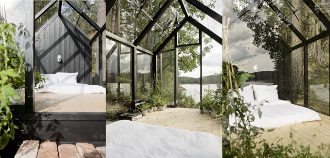 treibhaus und ger teschuppen in einem modularer schuppen von kekkil. Black Bedroom Furniture Sets. Home Design Ideas
