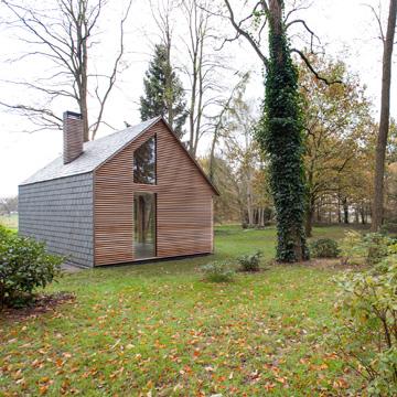 Gartenhaus als Tiny House Konzept