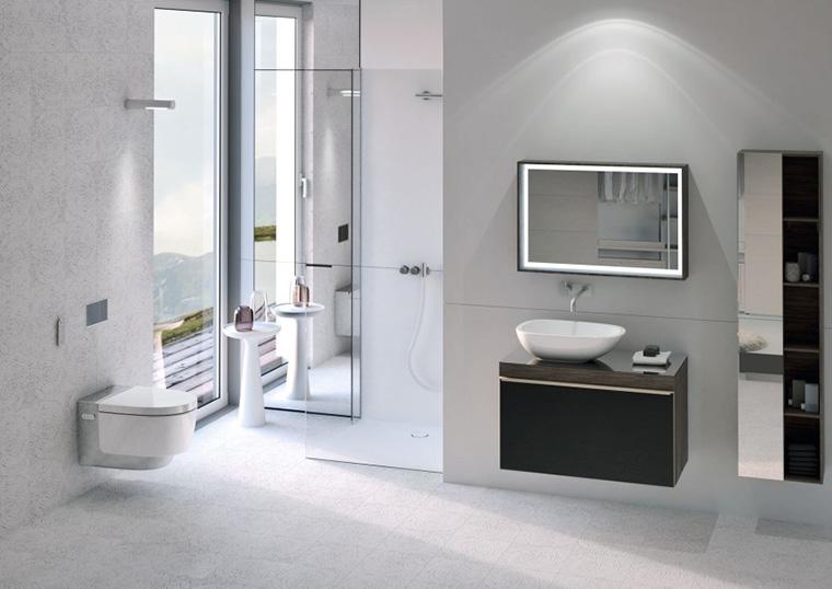 Dusch-WCs reinigen sanft und gründlich