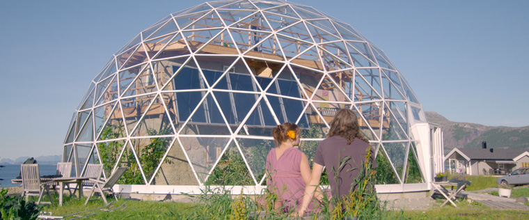 Selbstversorger Haus Diese Norwegische Familie Lebt Im Eigenen Glasdome