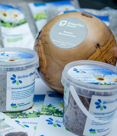 GreenTec Award für Berliner Pflanzen
