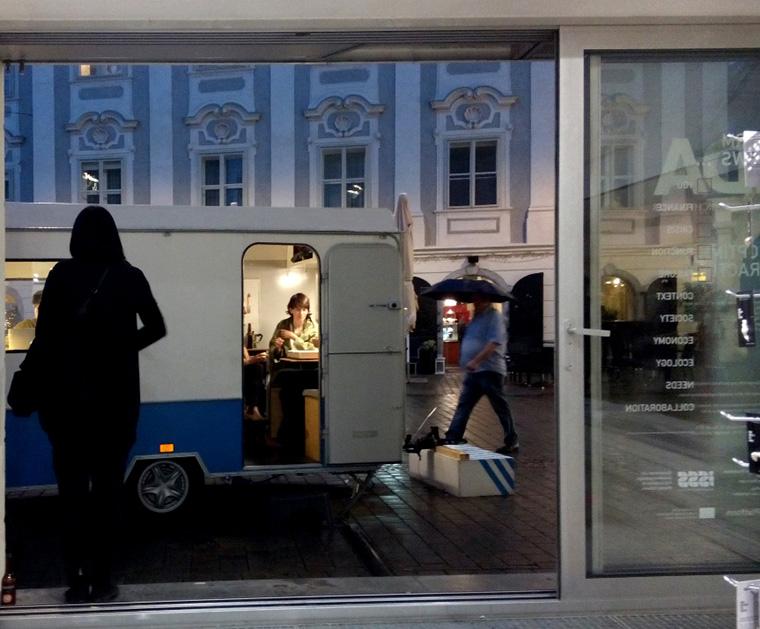 Mit einem mobilen Büro flexiblen Arbeitsraum schaffen.