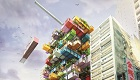 Upcycling Das Container Hotel Hive-Inn