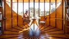 Australischer Architekt entwirft Eco-Arbeitshaus