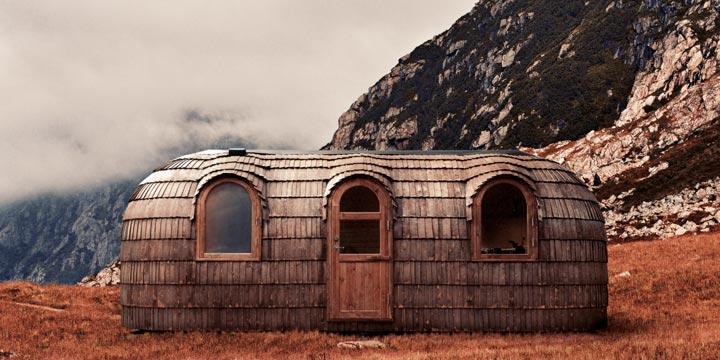 IGLUHUT - Ein Biohaus, maßgeschneidert wie ein Anzug