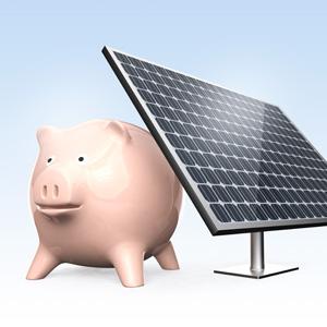 In eine eigene Solaranlage zu investieren lohnt sich.
