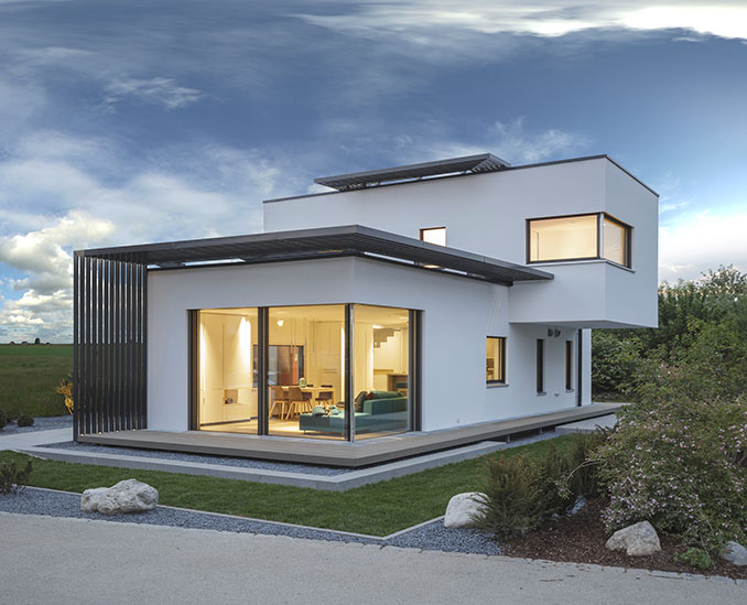 green building oder Nachhaltiges Bauen und schönes Wohnen leicht gemacht