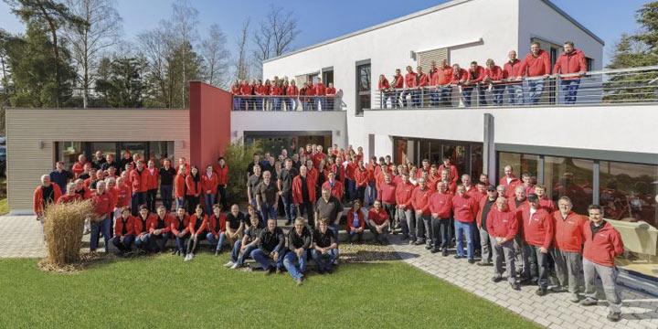 Luxhaus - Innovationsführer und attraktiver Arbeitgeber