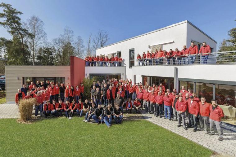 Luxhaus Team