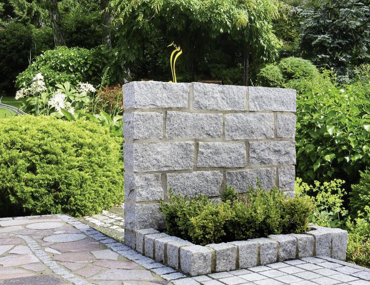 Fair produzierte natursteine f r haus und garten von toom for Natursteine garten