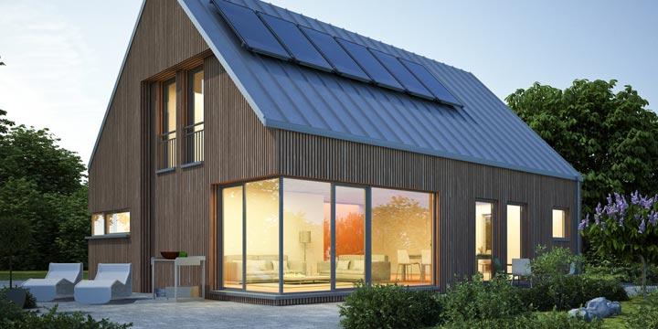 Der Weg zum energieeffizienten Eigenheim