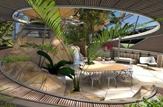 Architektur der Zukunft: ein ökologisches Bausystem