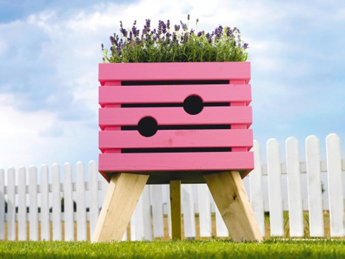 hochbeet selber bauen aus holz f r balkon und garten. Black Bedroom Furniture Sets. Home Design Ideas