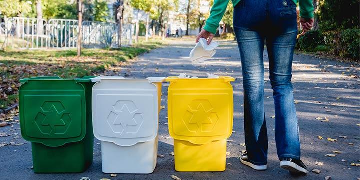 Nachhaltigkeit und Recycling: So kann jeder im Alltag dazu beitragen