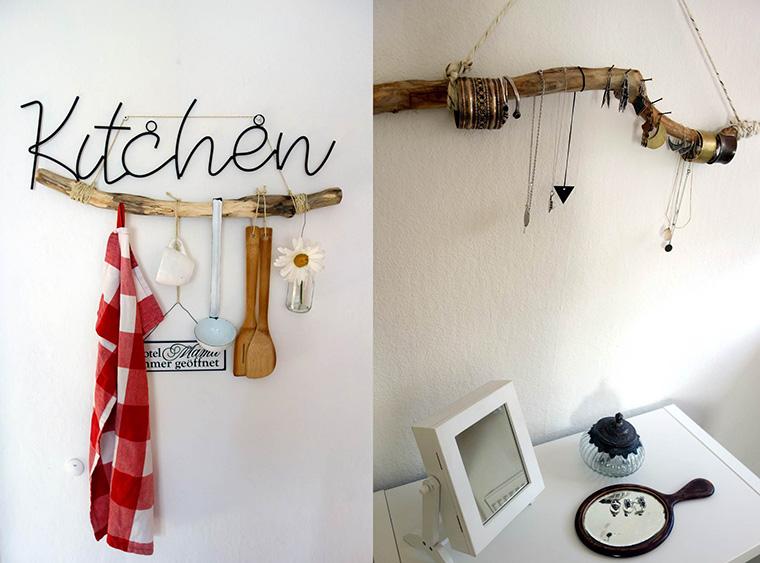 Treibholz Deko für zuhause Treibholz Möbel selber machen